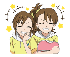 THE IDOLM@STER sticker #32809