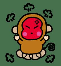 OSARUNOMONKICHI sticker #33750