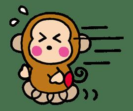 OSARUNOMONKICHI sticker #33751
