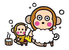 OSARUNOMONKICHI sticker #33753