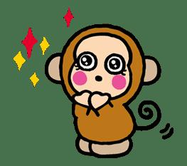 OSARUNOMONKICHI sticker #33756