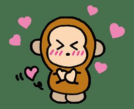 OSARUNOMONKICHI sticker #33757