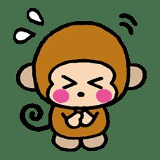 OSARUNOMONKICHI sticker #33766