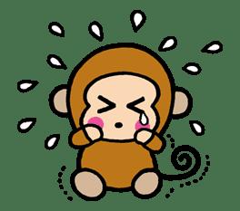 OSARUNOMONKICHI sticker #33768
