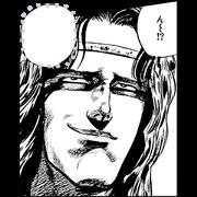 สติ๊กเกอร์ไลน์ Manga Stickers: Hokuto no Ken