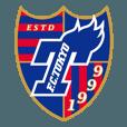 LINEスタンプランキング | FC東京マスコット「東京ドロンパ」スタンプ