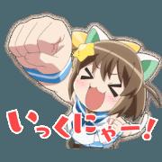 สติ๊กเกอร์ไลน์ ETOTAMA Animated Stickers