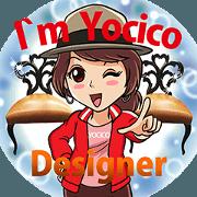 สติ๊กเกอร์ไลน์ YOCICO'S DAILY CHINESE