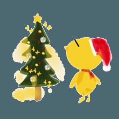 ぴよのクリスマス