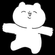 สติ๊กเกอร์ไลน์ พี่หมีใจดี