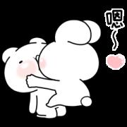 สติ๊กเกอร์ไลน์ Everyday Love Usakkuma Greetings
