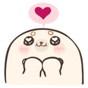 สติ๊กเกอร์ไลน์ Baby Seal A-SHU Special Effect Stickers