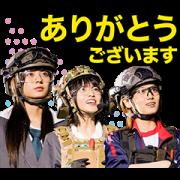 สติ๊กเกอร์ไลน์ Keep Your Hands Off Eizouken! Movie