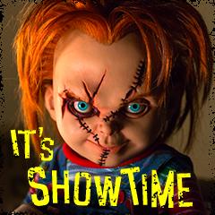 สติ๊กเกอร์ไลน์ Chucky Horror Stickers