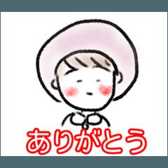 สติ๊กเกอร์ไลน์ uri_manga
