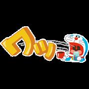 สติ๊กเกอร์ไลน์ Doraemon Tiny & Cute Stickers