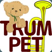 สติ๊กเกอร์ไลน์ orchestra Trumpet animation English ver
