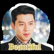 สติ๊กเกอร์ไลน์ Crash Landing on You - Jeong Hyeok