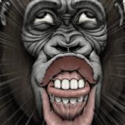 สติ๊กเกอร์ไลน์ Gorilla Gorilla Big 2: Icebreakers