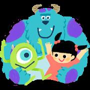 สติ๊กเกอร์ไลน์ Cuddly Monsters, Inc.
