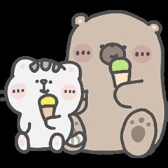 คุณหมีกับเจ้าเหมียว : อเลิ๊ต