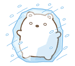 Sumikko Gurashi: Myriad of Feelings sticker #41214