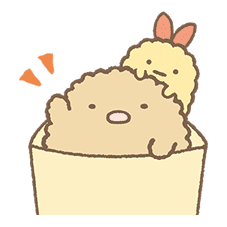 Sumikko Gurashi: Myriad of Feelings sticker #41215