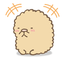 Sumikko Gurashi: Myriad of Feelings sticker #41218