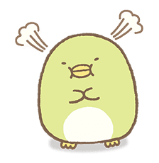Sumikko Gurashi: Myriad of Feelings sticker #41220