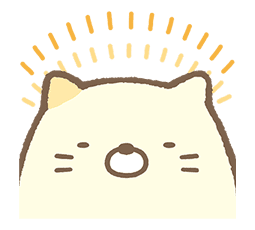 Sumikko Gurashi: Myriad of Feelings sticker #41221