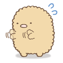 Sumikko Gurashi: Myriad of Feelings sticker #41224