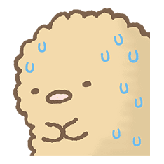 Sumikko Gurashi: Myriad of Feelings sticker #41229