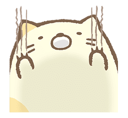 Sumikko Gurashi: Myriad of Feelings sticker #41230
