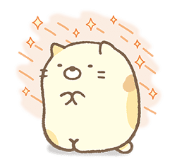 Sumikko Gurashi: Myriad of Feelings sticker #41233