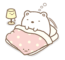 Sumikko Gurashi: Myriad of Feelings sticker #41234