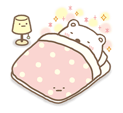 Sumikko Gurashi: Myriad of Feelings sticker #41235