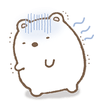 Sumikko Gurashi: Myriad of Feelings sticker #41236