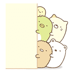 Sumikko Gurashi: Myriad of Feelings sticker #41240