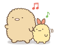 Sumikko Gurashi: Myriad of Feelings sticker #41242