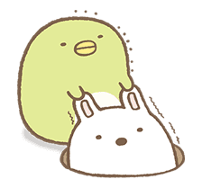 Sumikko Gurashi: Myriad of Feelings sticker #41245