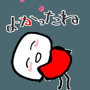 สติ๊กเกอร์ไลน์ Corazon-kun animated Japanese ver.