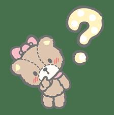 Hello Kitty (with Tiny Chum) sticker #42102