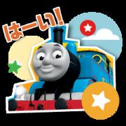 สติ๊กเกอร์ไลน์ Thomas & Friends 2
