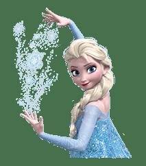 Frozen sticker #42847