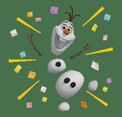 Frozen sticker #42856