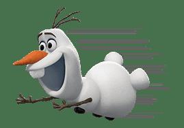 Frozen sticker #42858