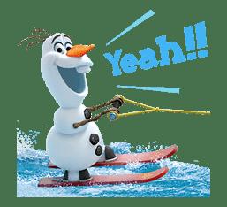 Frozen sticker #42861