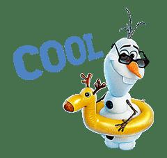 Frozen sticker #42863