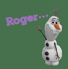 Frozen sticker #42867