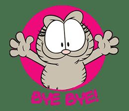 Garfield & Friends sticker #43917